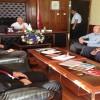 Hasan Hüseyin Türkoğlu Bölge Belediyelerini Ziyaret etti