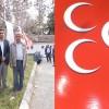 MHP Düziçi İlçe Başkanlığına Muhammet Kaya Tekrardan Seçildi