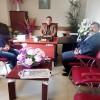 Nurettin Mart Düziçi Devlet Hastanesine ziyarette bulundu
