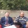 Bakan Bozdağ Ellek kasabasında Şehide taziye ziyaretinde bulundu