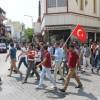 Osmaniye de PKK ve HDP'ye Büyük Tepki
