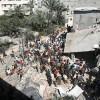 İsrail uçakları çocukları vuruyor