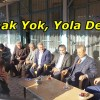Abbas Yeşildemir,  göreve hızlı başladı