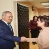 "Başkan Kara'dan Baro Başkanı Aksoy'a ""Hayırlı Olsun"" ziyareti"