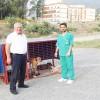 Başkan Namlı'dan sokak köpeklerine aşılama ve kısırlaştırma işlemi