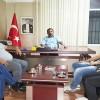 Ak Parti Yönetim Kurulu Üyesi Tayfur Karınsız'dan Nurettin Mart'a ziyaret