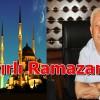 Ramazan-ı Şerifleriniz Mübarek Olsun