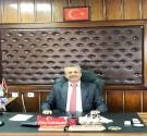 Ellek Belediye başkanı Abbas Yeşildemir'den Kutlama mesajı