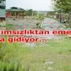 İshak Yeşildemir'in yaptığı Park ilgi bekliyor...