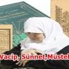 Ahkâm-ı şer'iyye sekizdir: Farz, vacip, sünnet, müstehap, mubah, haram, mekruh, müfsit
