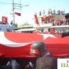 Şehit Ali Gökçe'nin Cenazesinden İlk Görüntüler