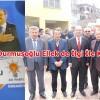 AK Parti Aday Adayı Durmuşoğlu, Ellek Kasabasını Ziyaret Etti